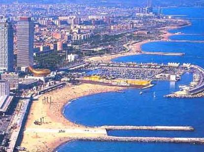 Барселона очень хороша для отдыха