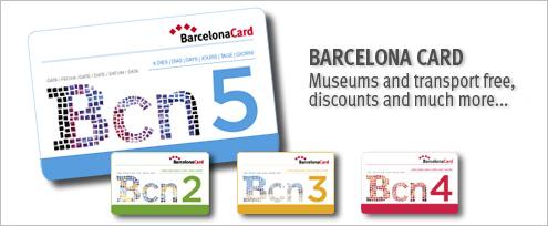 Барселона карты, Досуг и культура Все Барселоны
