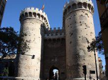 Башни Кварт. Валенсия.